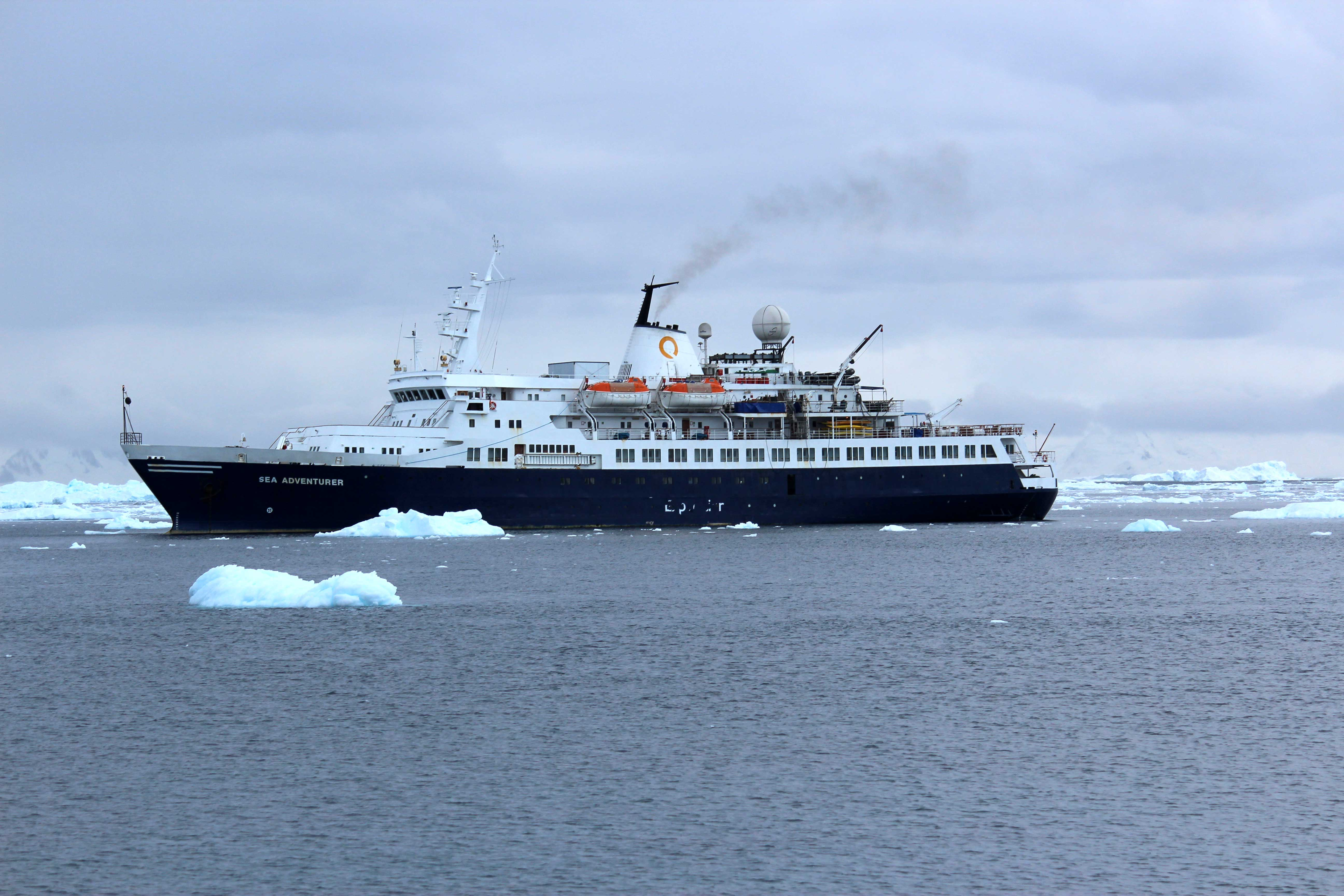 Ocean Adventurer (Sea Adventurer), the ship servicing Wild & Ancient Britain with Ireland